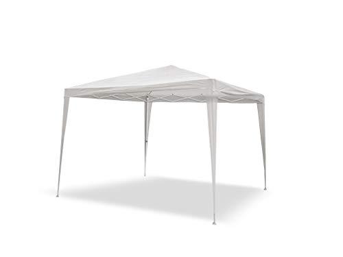 SmartSun Carpa Javea Impermeable Blanca 3x3m...