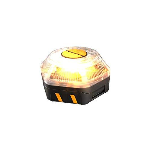 KSIX Luz de Emergencia V16 para Coche y Moto...
