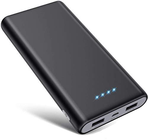 SWEYE Batería Externa 26800mAH Carga Rápida de...