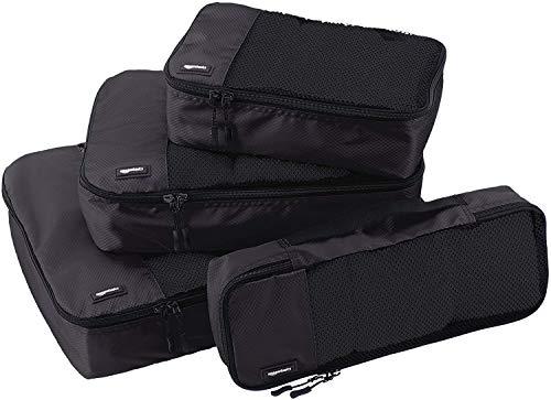 Amazon Basics - Bolsas de equipaje (pequeña,...
