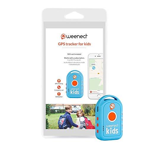Weenect Kids - Localizador gps para niños con...