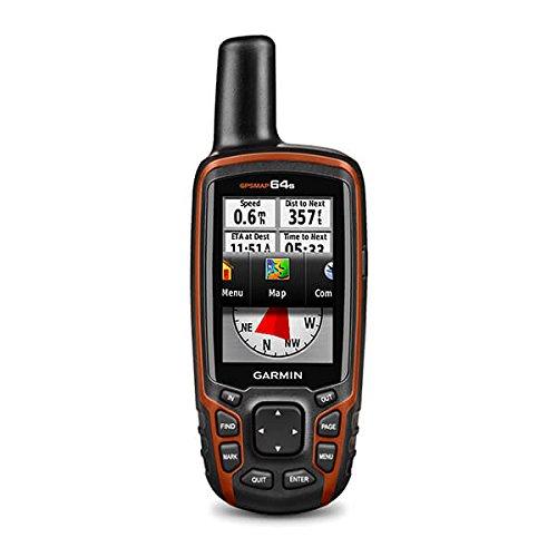 Garmin GPSMAP 64s, Deportes de Exterior, Negro,...