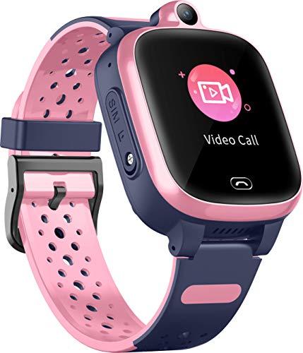 Fitonme 4G Reloj Inteligente para Niños - Smart...