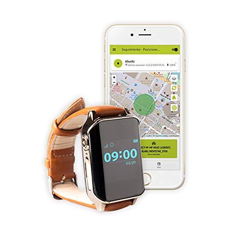 Nock Senior 2 - Reloj teléfono localizador GPS...