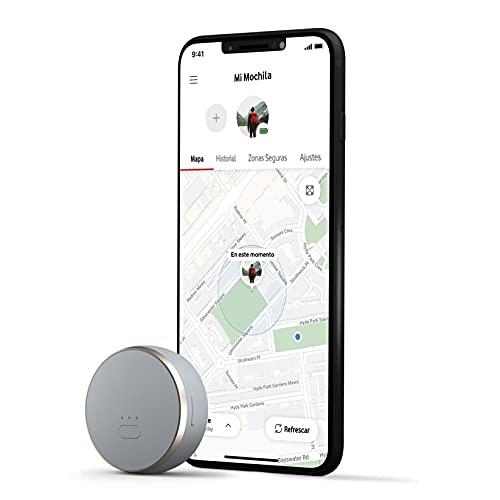 Curve, Mini Localizador GPS Inteligente y Ligero,...