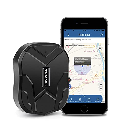 Localizador GPS para Coche, Localizador GPS en...