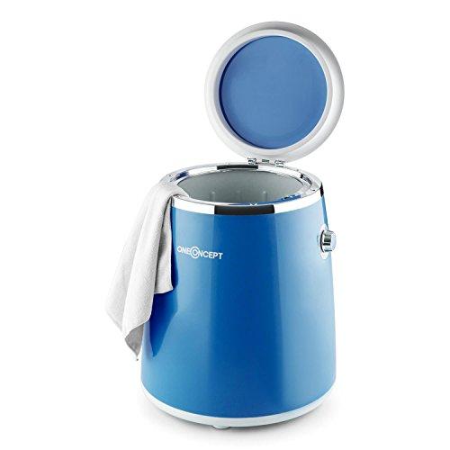 Oneconcept Ecowash-Pico - Mini Lavadora Portable,...