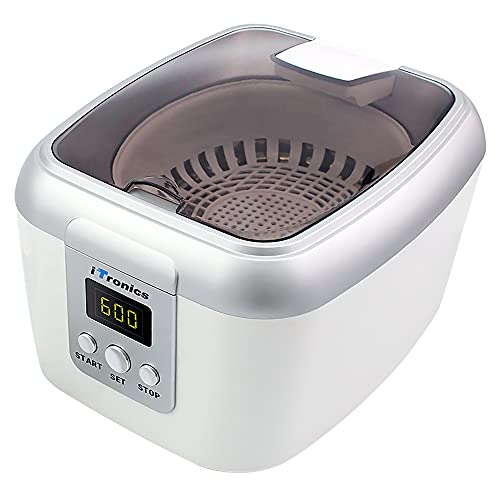 ❤️ Mejor Limpiador Ultrasonidos - ITRONICS