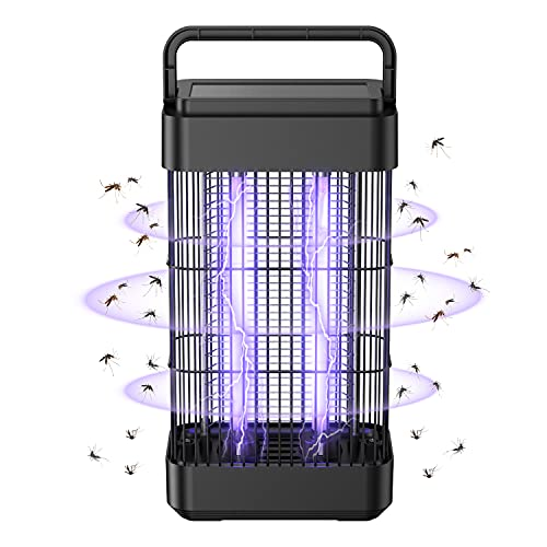Exatfina Lámpara Anti Mosquitos Electrico, 22W UV...