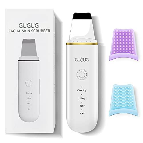 GUGUG Skin Scrubber, Limpiador Facial,...