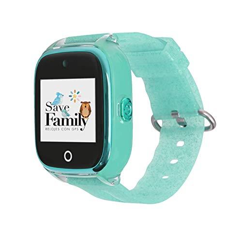 Reloj con GPS para niños SaveFamily Infantil...