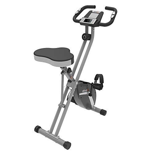 ATIVAFIT - Bicicleta estática Plegable magnética...