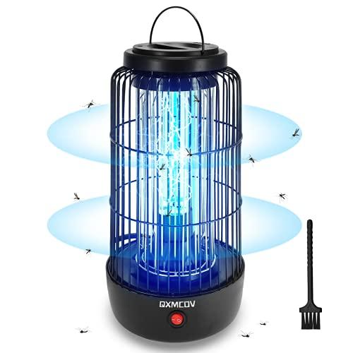 Qxmcov Lámpara Antimosquitos Electrico, 40m² 11W...