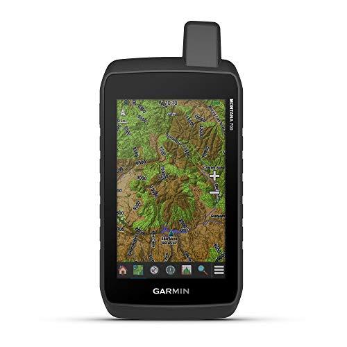Garmin Montana 700, resistente GPS de mano, mapeo...