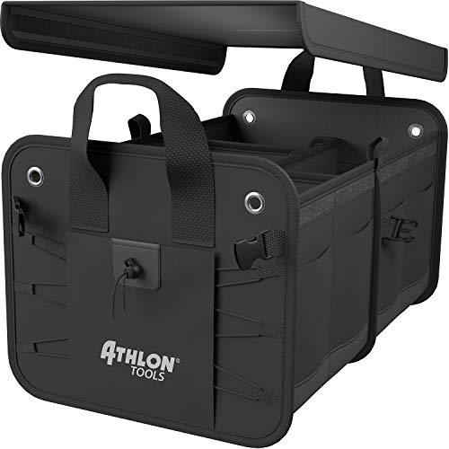Bolsa de maletero prémium con tapa ATHLON TOOLS;...