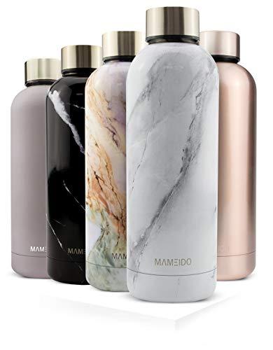 MAMEIDO Botella Agua Acero Inoxidable 750ml -...
