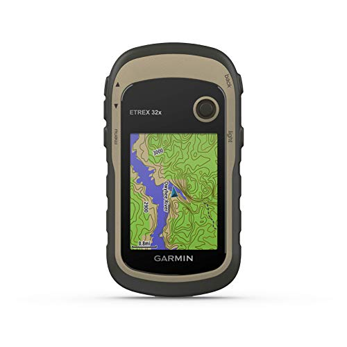 Garmin ETREX 32x GPS de Mano con Pantalla Color de...