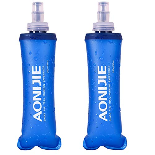 TRIWONDER TPU Botella Soft Flask Bolsa de...