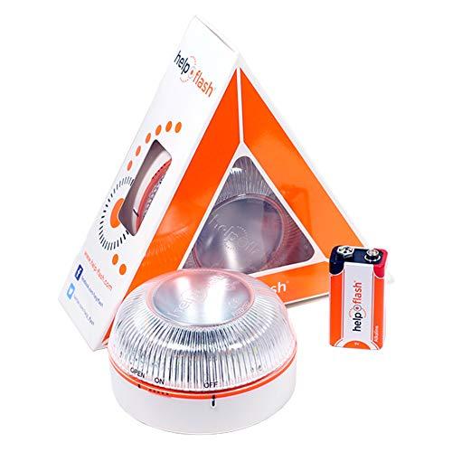 Help Flash - Luz de emergencia autónoma