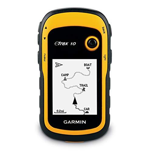 Garmin Etrex 10 GPS portátil con Pantalla...