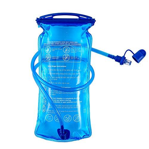 Bolsa de hidratación, 3 L, 2 L, 1,5 L, bolsa de...