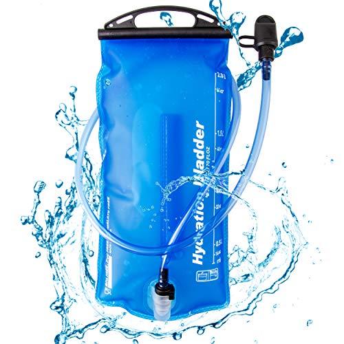 TRIWONDER Bolsa de Agua Soft Flask 2L Vejiga de...