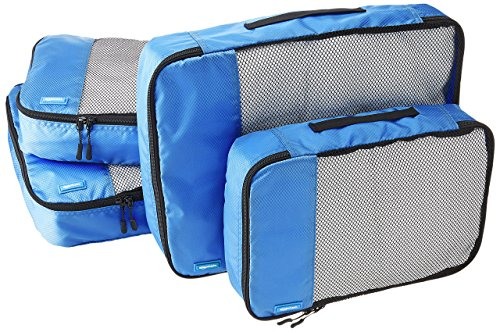 AmazonBasics - Bolsas de equipaje (2...