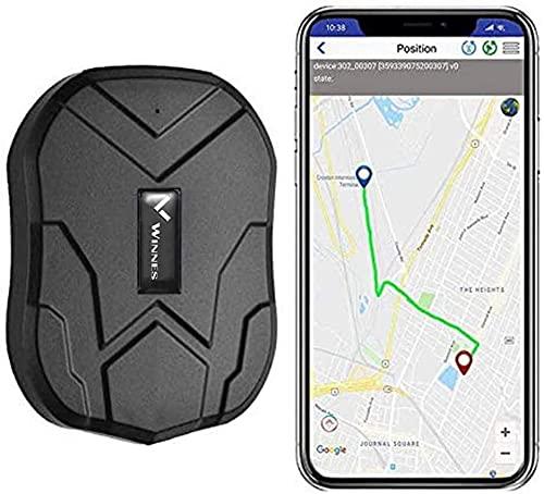 Winnes Localizador GPS Auto Camión Vehículo...