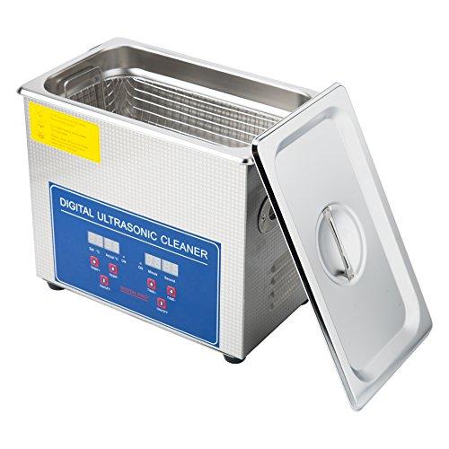 Sfeomi Limpiador Ultrasónico Digital 120W 3L...