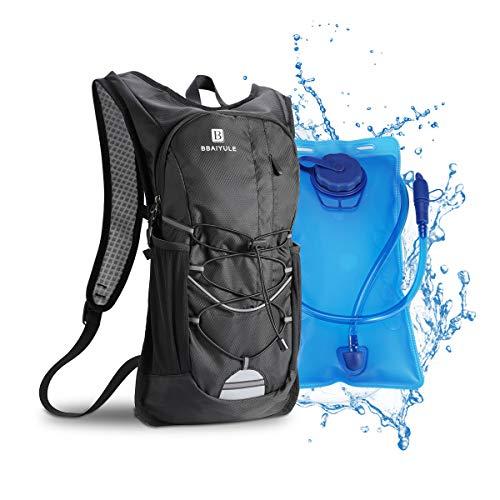 Mochila de hidratación de 2L con bolsa de...