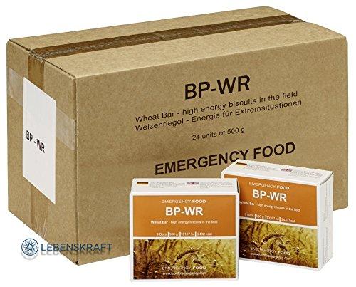 BP WR- BP 5 -24x 500gramos de comida para...