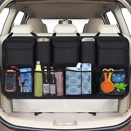 phixilin - Organizador para maletero de coche,...