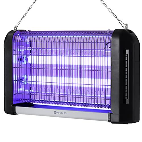YUNLIGHTS Lámpara Antimosquitos Electrico...