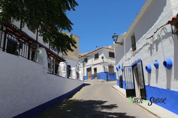 Imagen Barrio Albaicín Campo de Criptana