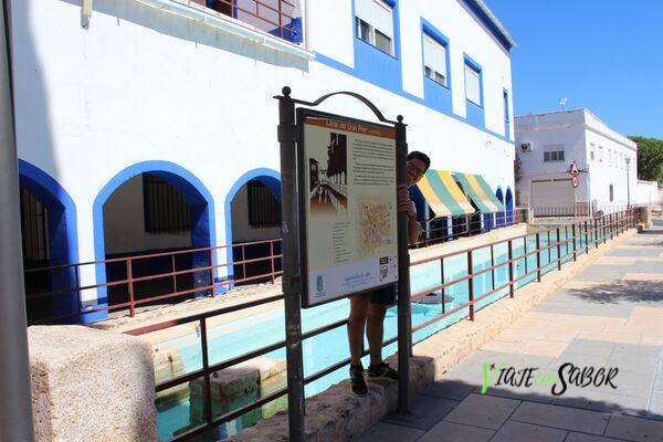 Canal Gran Prior Argamasilla de Alba
