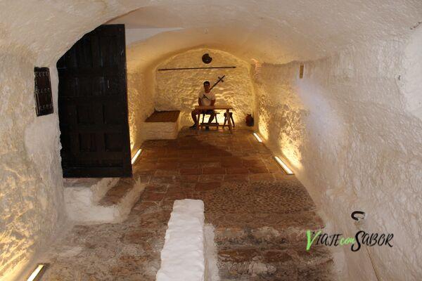 Casa de Medrano Cervantes Argamasilla de Alba