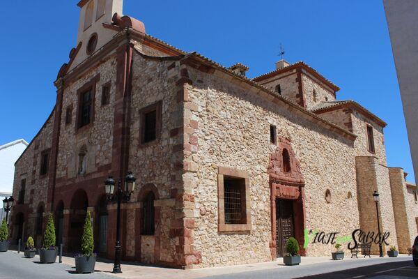 Imagen Iglesia Convento Carmen Campo de Criptana