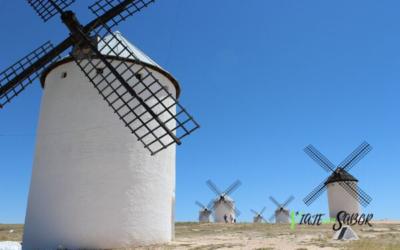 """Campo de Criptana """"Los Gigantes de Don Quijote"""""""