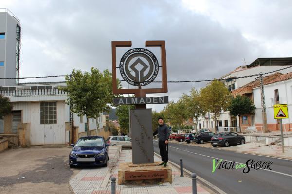 Almadén Patrimonio del Mercurio ViajeconSabor