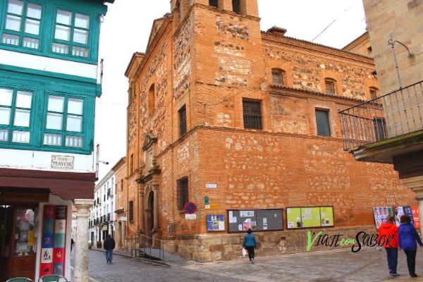 Iglesia San Agustín Almagro