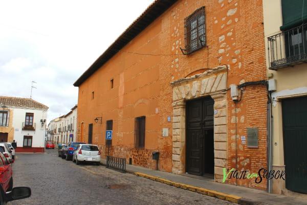 Palacio de los Fúcares Almagro