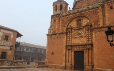"""San Carlos del Valle """"El Pueblo de Cristo, El Vaticano Manchego"""""""