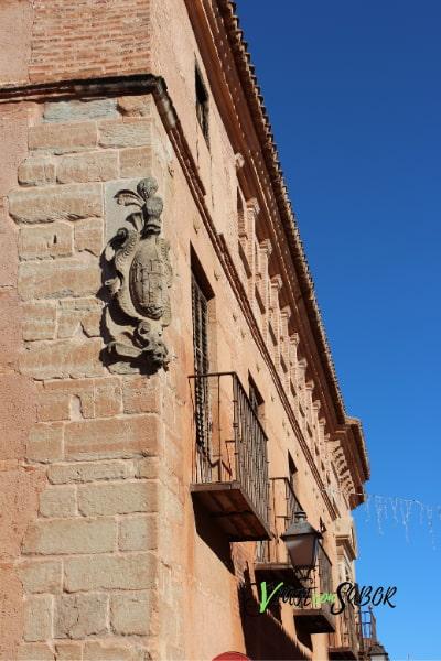 Casa Palacio de los Ballesteros