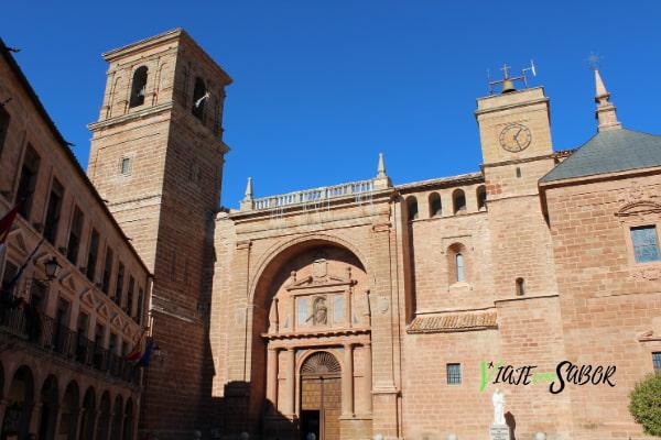 Iglesia San Andrés Villanueva de los Infantes