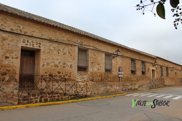 Casa cultural Santa Cruz de Mudela