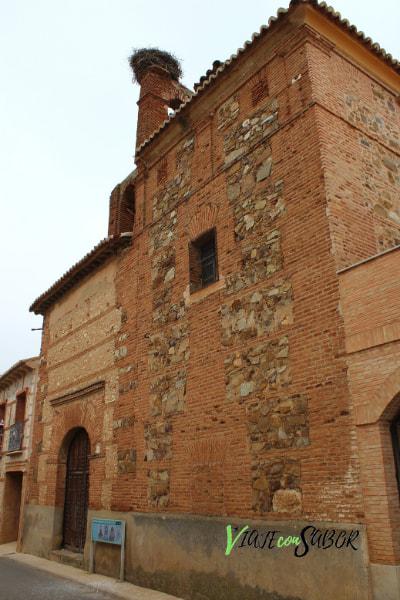 Turismo Santa Cruz de Mudela, Ermita Santa María la Mayor ViajeconSabor