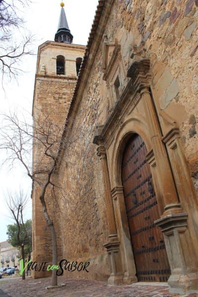 Iglesia de Ntra Sra de la Asunción Santa Cruz de Mudela