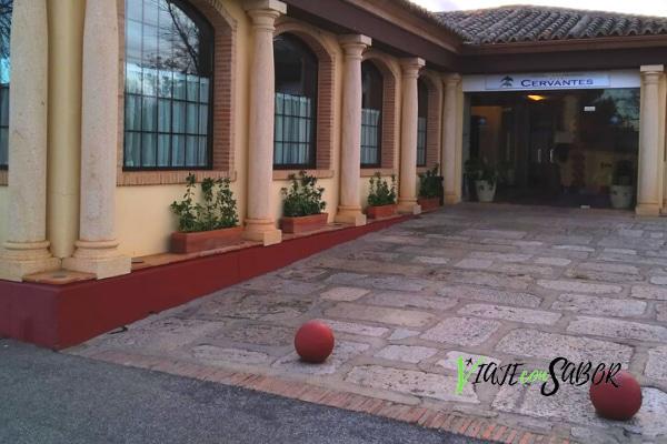Balneario Cervantes Santa Cruz de Mudela ViajeconSabor
