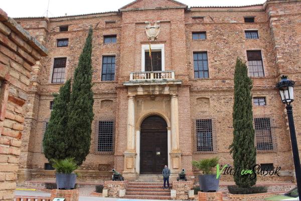Palacio del Marqués de Santa Cruz ViajeconSabor