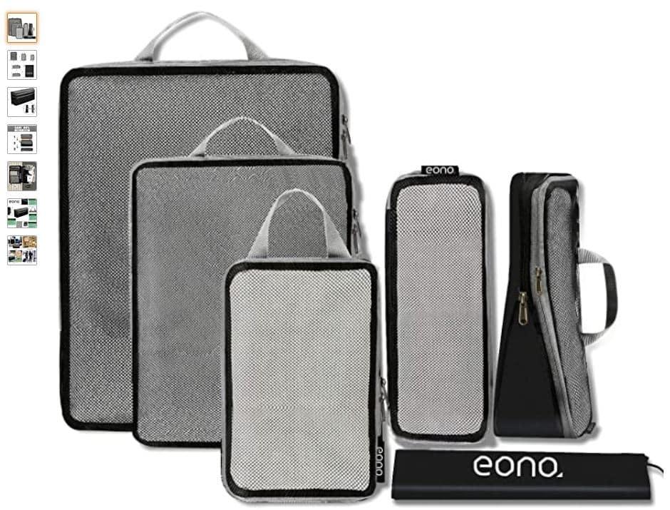 Ver organizadores de maleta Eono